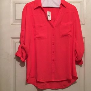 Tops - Express blouse size small